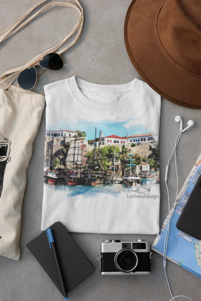 T-Shirt with design